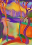 House & Trees